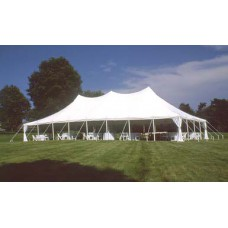 Tent 30x30 Pole, expandable up to 1,000 feet