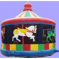 Bounce House Carousel