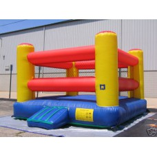 Bounce House Boxing Ring (No Top)