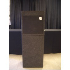 Lecturn, Stand w/Speaker