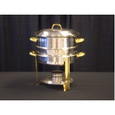 Chafer Deluxe Soup Tureen 15 QT