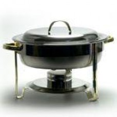 Chafer Round Deluxe