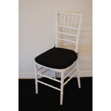 Chair, Chiavari w/pad (White)