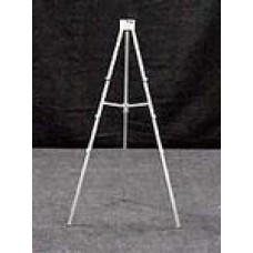 Aluminum Easel, Round Adjustable