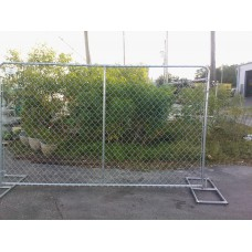 Fence - Chain Link 6' x 10' Sections