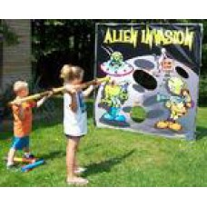 Game  Alien Invasion