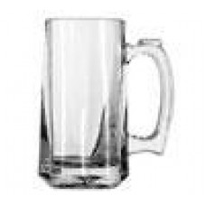 Glassware - Beer Tankard 12oz. - (16/Rack)