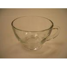 Glassware - Punch Cup Clear (16/Rack)