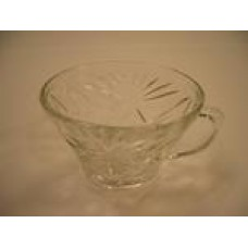 Glassware - Punch Cup Decorative (16/Rack)