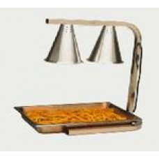 Tray & Rack for Heat Lamp