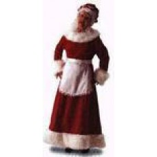 Costume - Mrs. Santa Clause