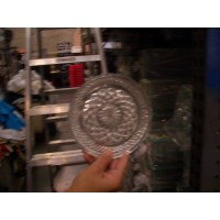 Dish - Glass Star B&B/Saucer (20/Rack)