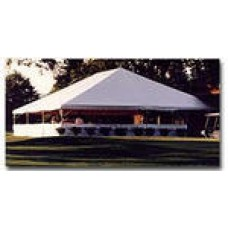 Tent 20x20 Frame, increments of 10-20 feet additional