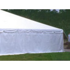Tent Wall, Solid 8' x 20'