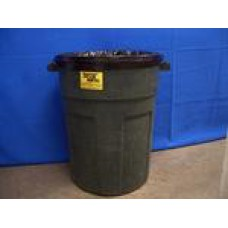 Trash Can 30 Gallon/ Liner