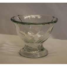 Dish -  Dessert Bowl Footed 11oz. (9/Rack)