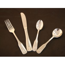 Flatware - Shell Soup Spoon