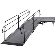 Stage Ramp 4' X 4' (6' rise)