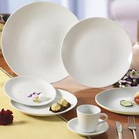 Dish - White Tea Cup